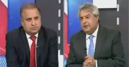 Muqabil (Nawaz Sharif's Statement About Mumbai Attacks) – 14th May 2018