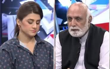 Muqabil (Nawaz Sharif's Visa Issue, JKT Group) - 6th August 2021