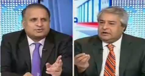 Muqabil (Nawaz Sharif Statement Against Judiciary) – 8th August 2017
