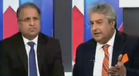 Muqabil (Nawaz Sharif Ta Hayat Party Qayd) – 27th February 2018