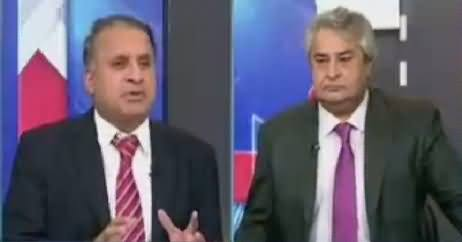 Muqabil (Nigran Wazir e Azam Kaun Hoga) – 16th April 2018