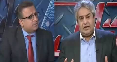 Muqabil (Once Again Terrorism in Peshawar) – 16th March 2016