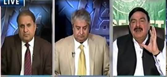Muqabil (PAC Meeting Clash, Kashmir Issue) – 20th September 2016