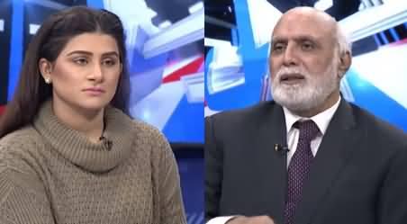 Muqabil (Pakistan Aur Turkey Mein Muahida, Broadsheet) - 15th January 2021