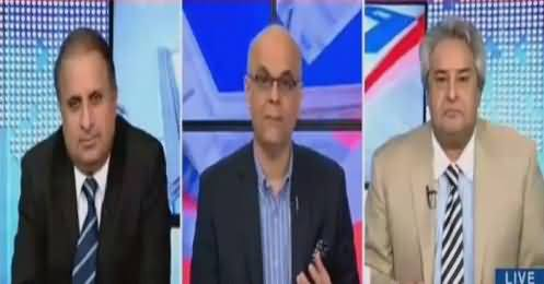 Muqabil (Panama Case Hearing) – 18th July 2017
