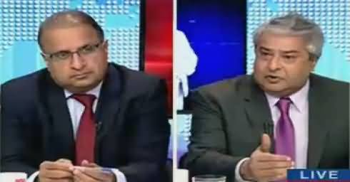 Muqabil (Panama Case, Judges Ask Tough Questions) – 15th February 2017