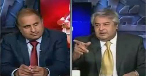 Muqabil (Panama Case, M Zubair New Governor Sindh) – 30th January 2017