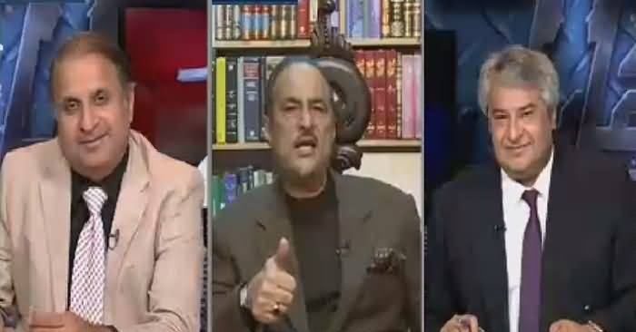 Muqabil (Panama Case, Naeem Bukhari's Strong Arguments) – 30th November 2016