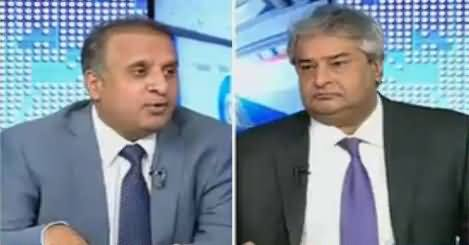 Muqabil (Panama Case Verdict, Dawn Leaks) – 25th April 2017