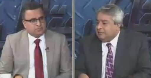 Muqabil (Panama Leaks, Bahria Town Karachi Scandal) – 18th April 2016