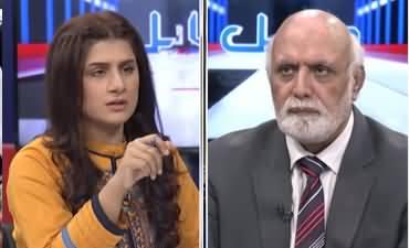 Muqabil (PMLN & Fazlur Rehman Announce Demonstration Against Govt) - 17th October 2021