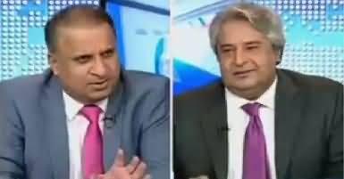 Muqabil (PMLN Leaders Ki JIT Per Tanqeed) – 7th June 2017