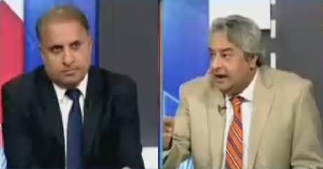 Muqabil (PMLN Policy Regarding Judiciary) – 28th March 2018