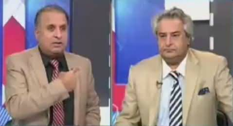 Muqabil (PMLN Toot Phoot Ka Shikar) – 12th April 2018