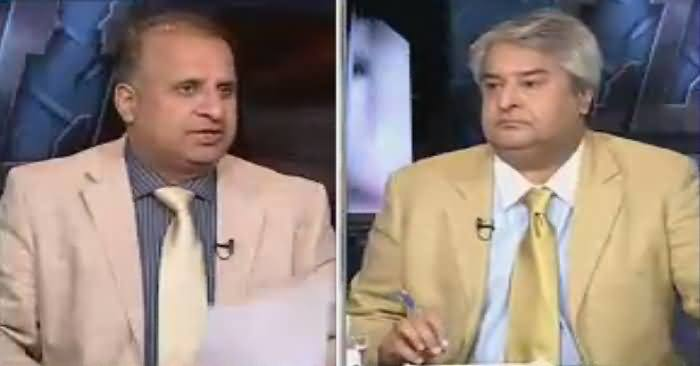 Muqabil (PTI Ne Parliament Mein Maidan Maar Lia) – 14th December 2016