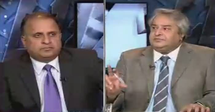 Muqabil (PTI Will Go To Parliament, Other Issues) – 13th December 2016