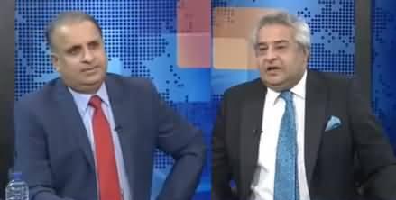 Muqabil Public Kay Sath (Asim Saleem Bajwa Resigns) - 12th October 2020