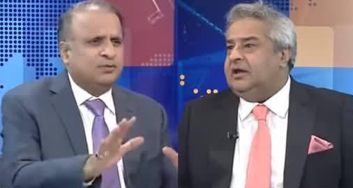 Muqabil Public Kay Sath (Khufia Mulaqato Ki Kahani) - 24th September 2020
