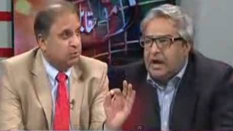Muqabil (Malik Riaz Sends Legal Notice to Rauf Klasra & Muqabil) - 24th February 2015