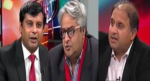 Muqabil (Rauf Klasra, Arshad Sharif & Amir Mateen) - 20th February 2015