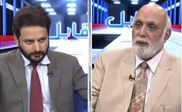 Muqabil (Shahbaz Bilawal Contact, DG ISI Kabul Visit) - 4th September 2021