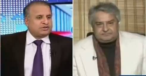 Muqabil (Shahbaz Sharif Ka Trump Ko Dhuwan Dhaar Jawab) – 4th January 2018