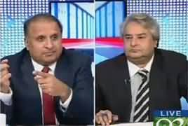 Muqabil (Shahbaz Sharif Mushkil Mein) – 4th September 2017