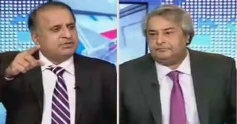 Muqabil (Sharif Family in More Trouble) – 21st September 2017