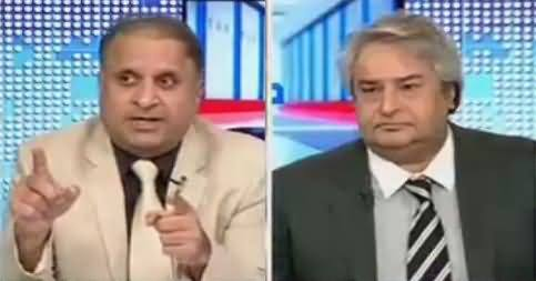 Muqabil (Sharif Khandan Ka Ehtasab Jaari) – 27th September 2017