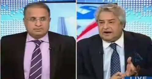 Muqabil (Shocking Revelations About Shahabz Sharif Appearance in NAB) – 22nd January 2018