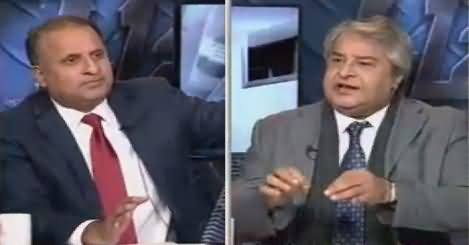 Muqabil (Speaker Ayaz Sadiq's Biased Attitude in NA) – 20th December 2016
