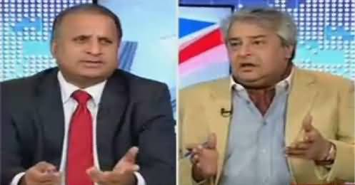Muqabil (Why Shahbaz Sharif Went To Saudi Arabia) – 28th December 2017