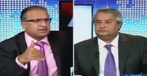 Muqabil (Why Zardari Came Back, Other Issues) – 28th February 2017