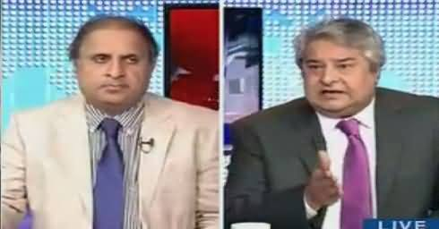 Muqabil (Will Imran Khan Succeed in Karachi?) – 8th February 2017