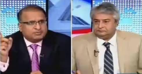 Muqabil (Zardari Ka Khargosh Dr. Asim Bhi Riha) – 29th March 2017