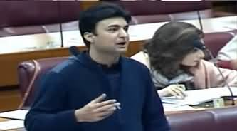 Murad Saeed Replies The Objections Raised by His Own Party Ministers on Pakistan Post