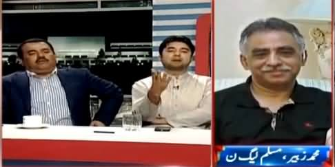 Murad Saeed's Excellent Reply to Muhammad Zubair on Saying That His Degree Is Fake