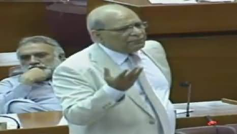 Mushahid Ullah Khan Speech In Parliament – 6th August 2015