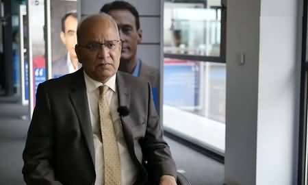Mushahidullah Washing Dirty Laundry On International Forum - Most Embarrassing Interview Given By A Pakistani Minister To The International Media