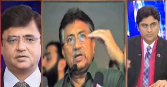 Musharraf Has Been Turned From Villain To Hero - Kamran Khan Responds On Detailed Verdict