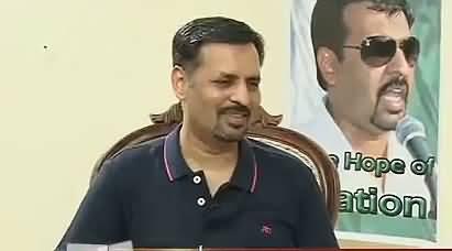 Mustafa Kamal Became Very Happy on Tariq Mateen's Praying Remarks