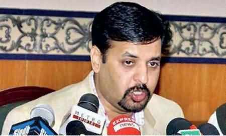 Mustafa Kamal of MQM Resigns From the Seat of Senate due to his differences with Party