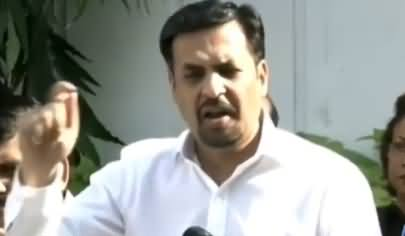 Mustafa Kamal Press Conference in Karachi, Bashing Altaf Hussain