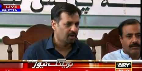 Mustafa Kamal Reveals Why He Has Not Selected Any Other Flag For His Party