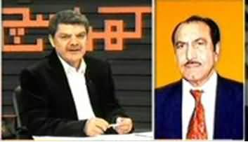 Mustafa Qureshi Special Message For the People of Karachi to Join PTI Lock Down Call