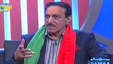 Mustafa Qureshi Telling A Very Funny Joke on the Terror of PTI, Must Watch