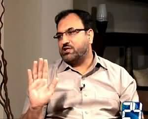 Mutbadil (Dr. Shahid Malik Exclusive Interview) – 11th July 2015