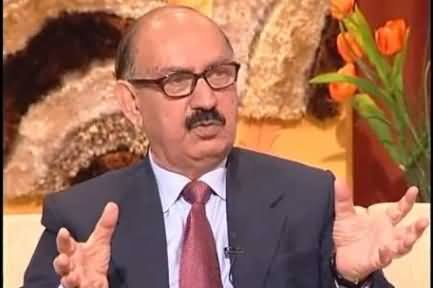 NA-122 Vote Audit Report Shows Irregularities, It is Not Rigging - Irfan Siddiqui