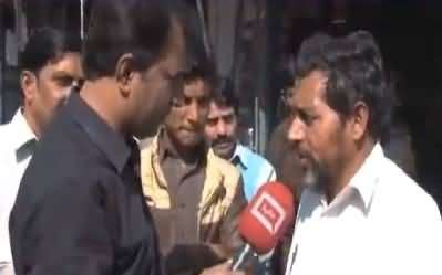 NA-89 Sargodha: Who will win the next general elections from this constituency PTI or PMLN - Watch Public opinion