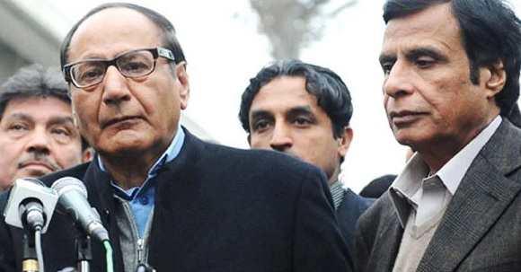 NAB Closes Inquiry Against Ch Shujjat And Parvez Elahi In All 3 Cases